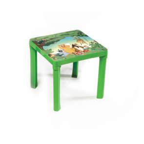 Table pour enfant verte