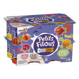 Yoplait Yoplait Petits Filous - Fruits Mixés - Pot De Yaourts - Parf... - 1