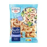 Crevettes du Pacifique décortiquées cuites COSTA, 300g