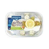 Delpierre DELPIERRE Cabillaud salé avec beurre de basilic, aux amandes... - 360g