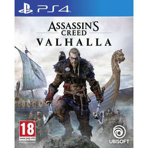 Jeu PS4 Assassin's Creed Valhalla