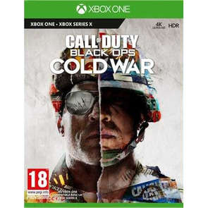 Jeu XBOX One Call of Duty : Black Ops Cold War
