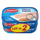 Saupiquet Filets De Thon Au Naturel