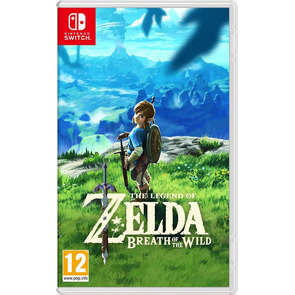 Jeu SWITCH The Legend Of Zelda
