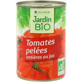 Jardin Bio Tomates Pelées - Biologique - 400g