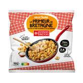 Paysan Breton, Poelee a la Sarladaise surgelee, Pommes de terre delicieusement cuisinees, bolets, le paquet de 750g