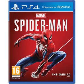 Jeu PS4 Spiderman