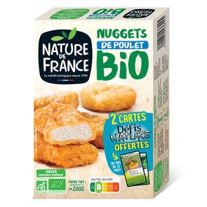 Nuggets au poulet - Biologique