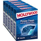 Hollywood Power Fresh - Chewing Gum Sans Sucres Avec Édulcor... - 7