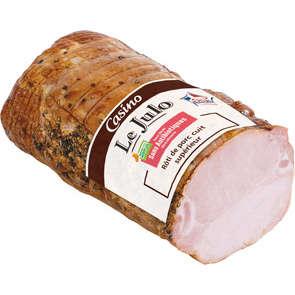 Rôti de porc - 3 tranches