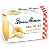 Bonne Maman Compote - Poires Williams - Pincée De Fêve De To... - 2x130g