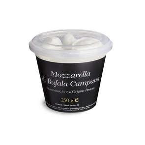 Mozzarella buffala billes - 24% mg