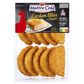 Cordon bleu de poulet