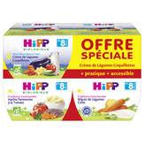 HiPP Assortiments De 4 Bols - Nourriture Bébé - Dès 8 Mois -... - 4x190g