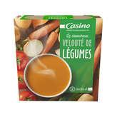CASINO Velouté - Légumes - Brique 2x30cl