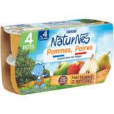 Nestlé Nestle Naturnes - Bol - Pommes Poires - Dès 4-6 Mois - 4