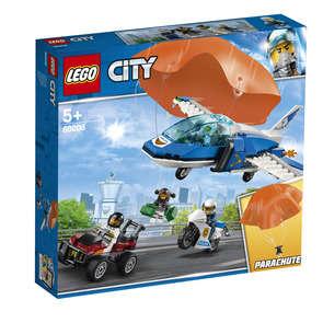 City - L'arrestation en parachute - 60208 - Dès 5 ans