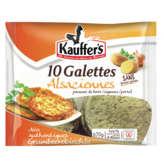 Kauffer's 10 Galettes Alsaciennes - 670g