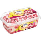 La Laitière Nestle  - Crème Glacée - Vacherin, Fruits Rouges - 510g