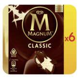 Magnum Classic - Batonnets Glacés - Chocolat Et Vanille -