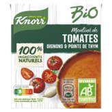 Knorr Bio - Soupe Moulinée - Tomate, Oignons Et Pointe D'her... - 30cl