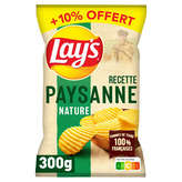 Lay's Chips - Paysannes - Nature - 330g