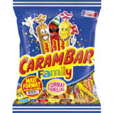 Carambar Family - Bonbons Fruits - 481g