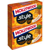 Hollywood HOLLYWOOD Style - Paquets de chewing gum en tablette - Parfu... - x4