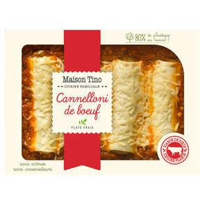 Cannelloni - De bœuf