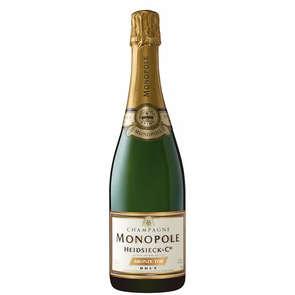 Monopole - Champagne - Brut - Bronze Top - Alc. 12% vol.