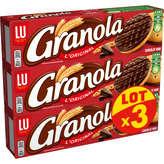 LU Lu Granola - Biscuit Chocolat Noir - 3