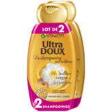 Garnier Garnier Shampooing Ultra Doux Merveilleux - 2 X 250 Ml