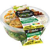 Sodeb'O Mon Atelier Salade - Salade Fromagère - Recette Veggi... - 240g