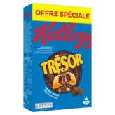 Kellogg's Tresor - Céréales - Chocolat Lait - 750g