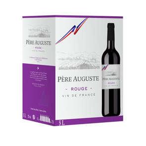 Père Auguste - Vin rouge