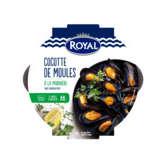 Angulas Aguinaga Moules Cuisinées À La Marinière - 500g