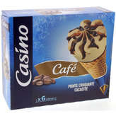 CONE CAFE 6X120ML CO