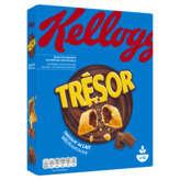 Kellogg's KELLOGG'S Trésor - Céréales chocolat au lait - 375g