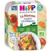 HiPP - La Mamma - Plats Pour Bébé - Lasagnes À La... - 250g