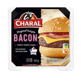 Charal Burger Bacon