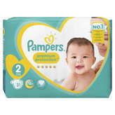 Pampers New Baby - Couches - Taille 2 - X