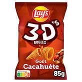 Bénénuts 3d's Bugles - Biscuits Apéritifs - Cacahuète - 8