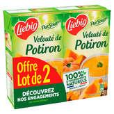Liebig Liebig Velouté De Potiron Pursoup' - 2 X 1 L