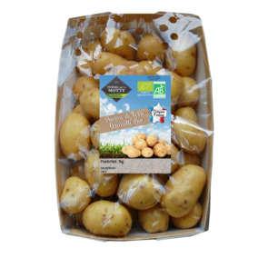 Pommes de terre grenaille - Cat.2 - Biologique