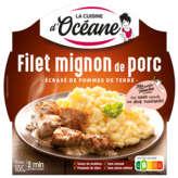 La cuisine d'Océane filet mignon de porc, écrasé de pomme de terre 300g - ( Prix Unitaire ) - Envoi Rapide Et...
