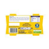 Saupiquet SAUPIQUET Les saladières mexicana - 2x220g