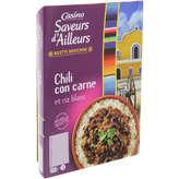 CASINO SAVEURS D'AILLEURS Recette mexicaine - Chil
