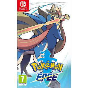 Jeu SWITCH Pokemon Epée