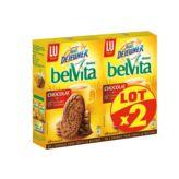 Belvita Petit Dejeuner 2x400gr Chocolat Lot - ( Prix Par Unité ) - Envoi Rapide Et Soignée