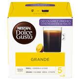 Nescafé NESCAFE Dolce Gusto - Grande - 16 Capsules Plastique - Inten... - 128g